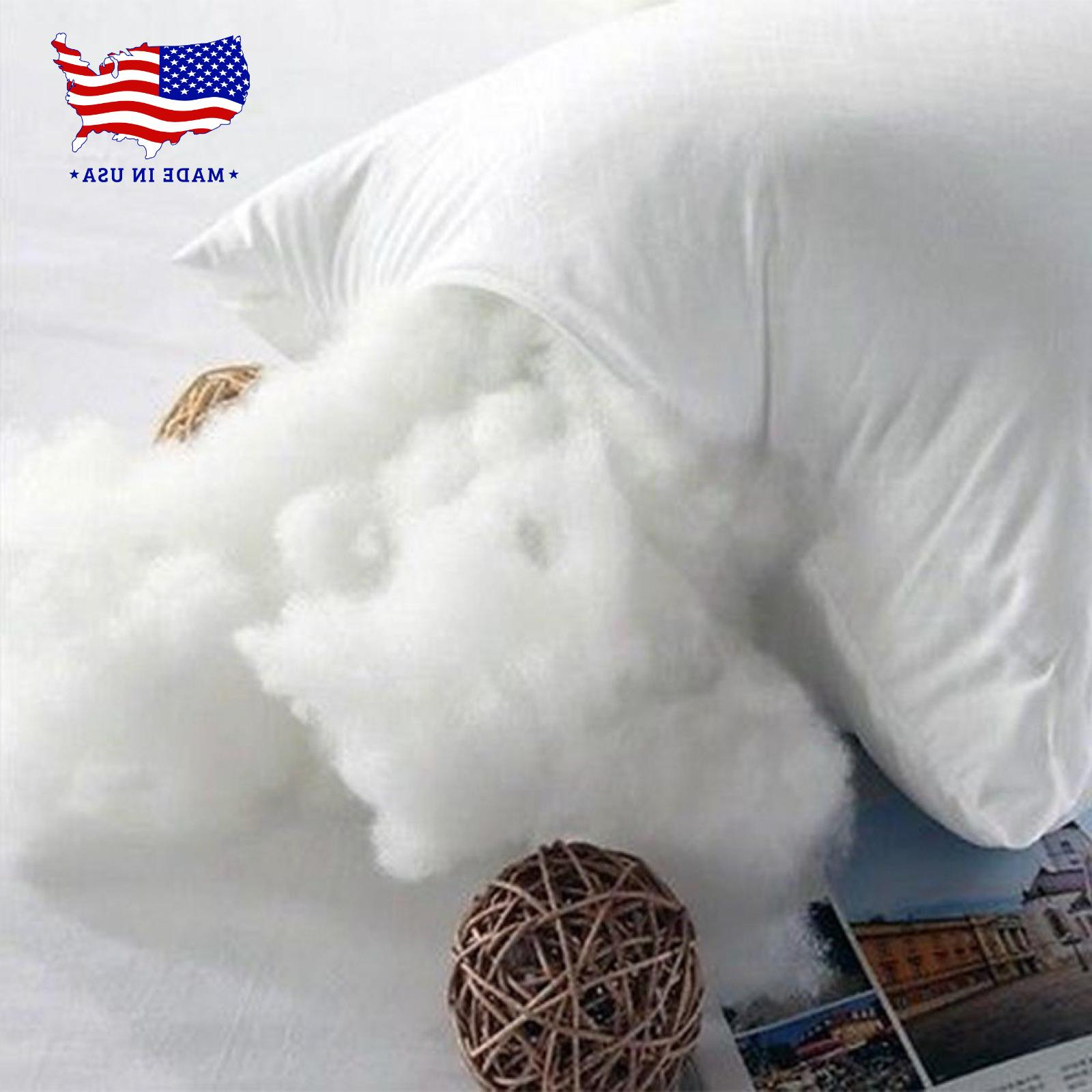 Throw Inserts Hypoallergenic Pillow in USA Pack 1