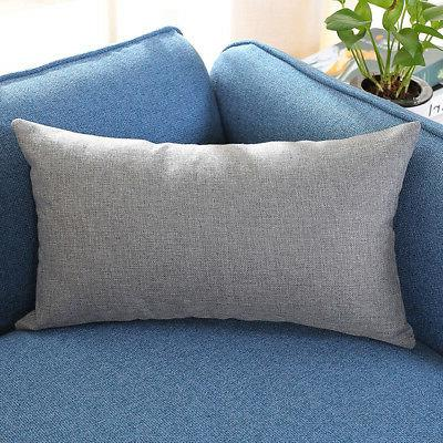 30*50cm Home Cushion Cover Rectangular Pillowcase