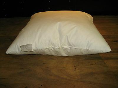 """100% DOWN Pillow Insert: 26"""" Square"""