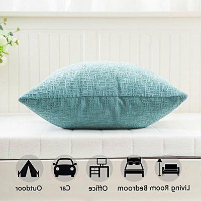 Kevin Textile Solid Velvet Pillow