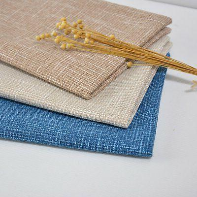 Kevin Throw Cases Textural Faux Linen