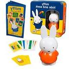 Miffy - Hide and Seek Game - Includes Hint Cards and Doll wi