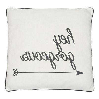 """NEW Nordstrom Levtex """"Hey Gorgeous"""" Throw Pillow"""