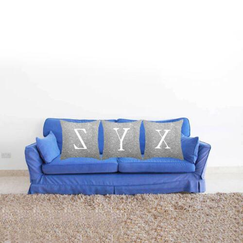 A-Z Letter Case Home Sofa