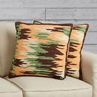 Loon Peak® Algonquin Ledge Cotton Throw Pillow Set of 2