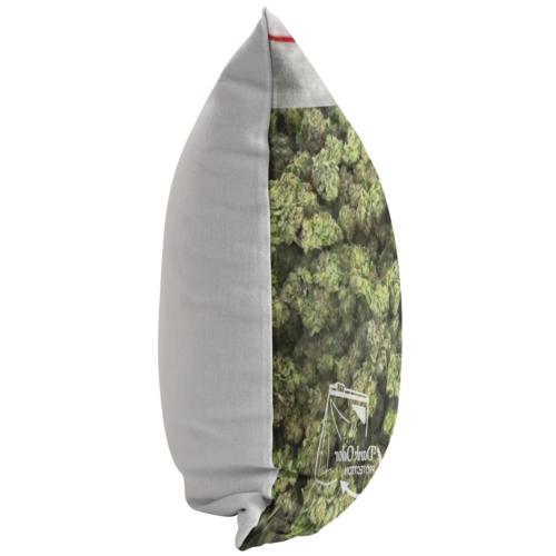 Pillow / Pillowcase - Funny Gift Gifts for Weed