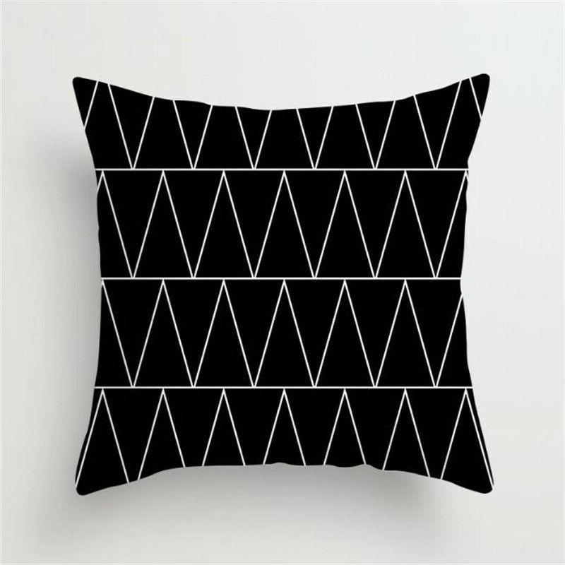 Bedroom Home Cover Pillow Waist Throw