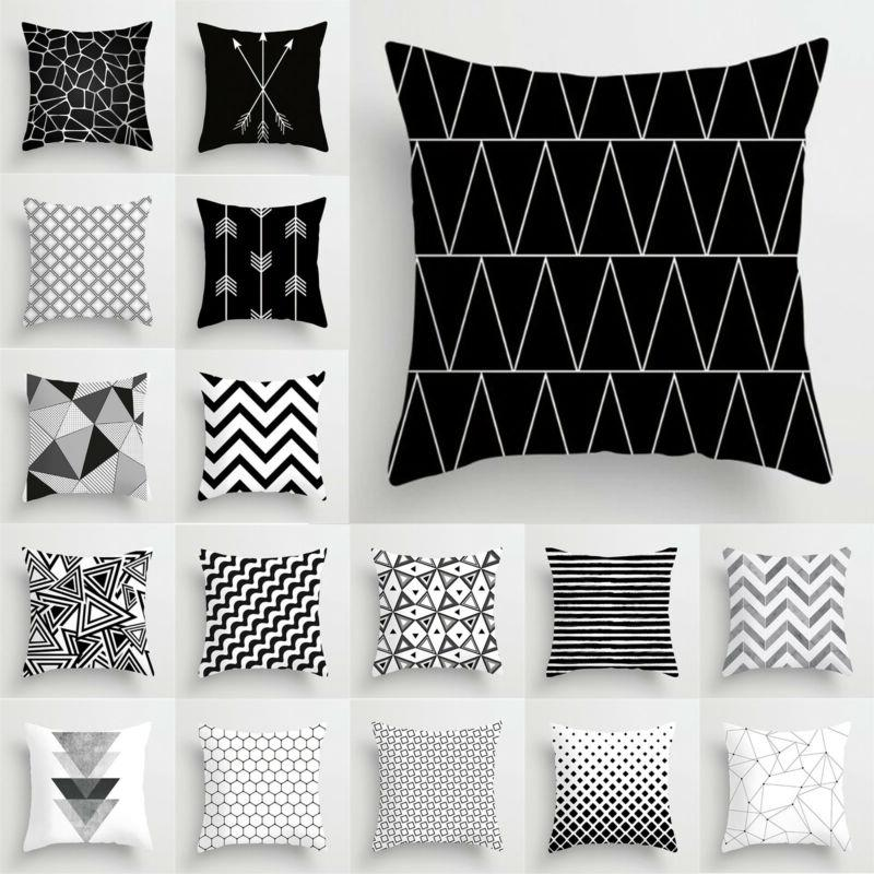 bedroom home decoration cushion cover pillow case