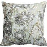 Bling, Glam, Chic Bouquet Rhinestones Pillow case 2020