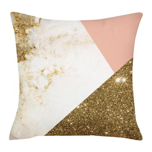 Geometric Covers Pillow Case Gift