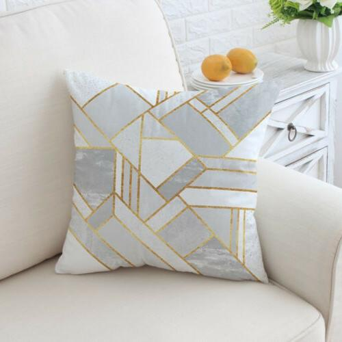 Buy 2 Get Free,Geometric Polyester Cover Sofa Case