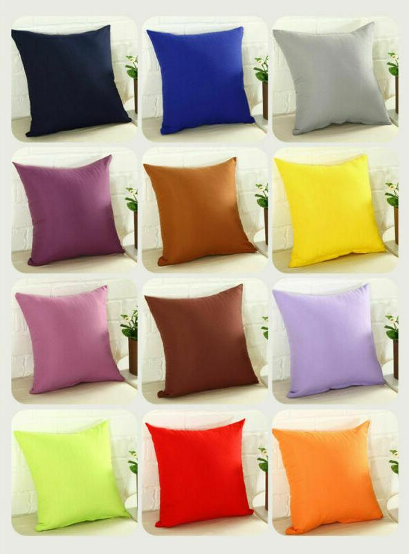 Candy Pillow Car Cushion Case