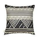Fjfz Cotton Linen Home Decorative Aztec Print Tribal Throw P