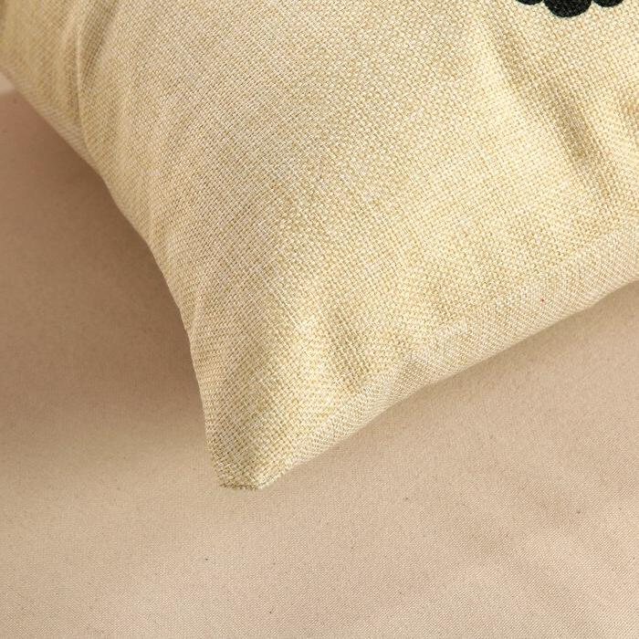 Crown Carry On Decoration Cushion <font><b>Throw</b></font> Seat