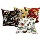 4PC Cushion Cover Cotton Linen Throw Pillow Case Home Sofa D