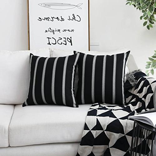 decorative country throw pillow covers