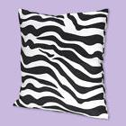Decorative Kids Accent Throw Pillow Sweet Jojo Purple Zebra
