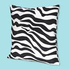Decorative Kids Accent Throw Pillow Sweet Jojo Blue Zebra An