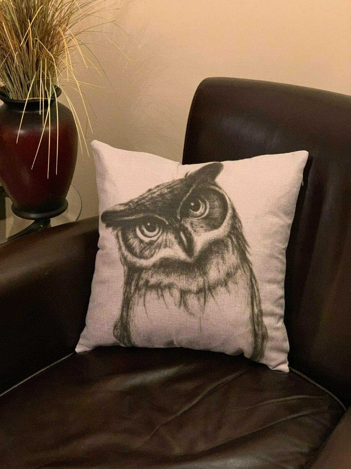 Decorative Pillow Cushion Case in.