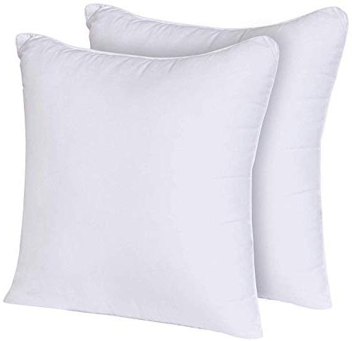 Utopia Pillow Inserts - 18 x Inches Sofa and Pillow Pillows