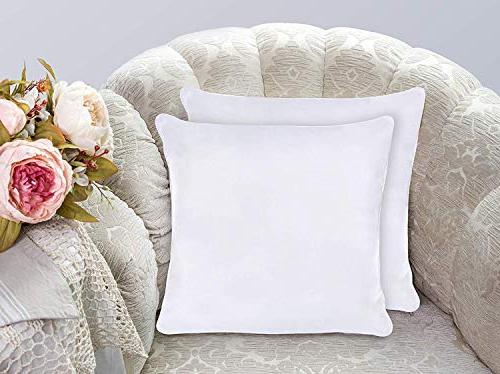 Utopia Bedding 18 18 Inches Sofa and - Indoor Pillows