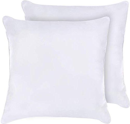 decorative pillow inserts