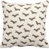Decorative Square Pillow Case Dachshund Weiner Dog Pattern i