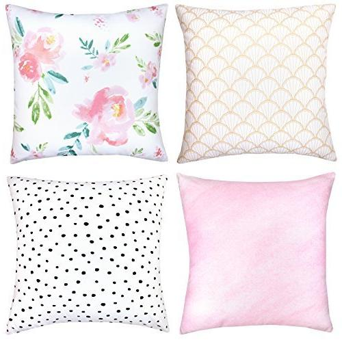 decorative throw pillow covers couch