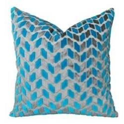 Plutus Deep Sea Dive Handmade Throw Pillow, 20 H x 20 W