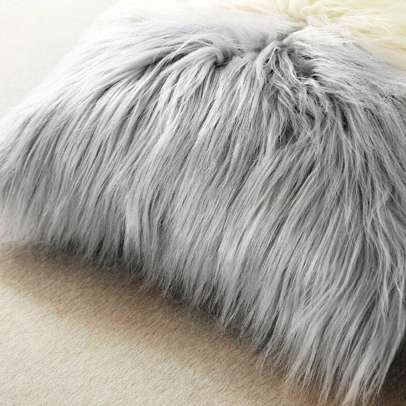 Faux Fur Covers Deluxe Home Super