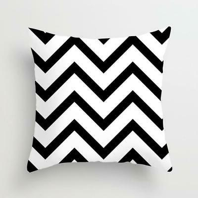 Geometric Cover and Pillow Case