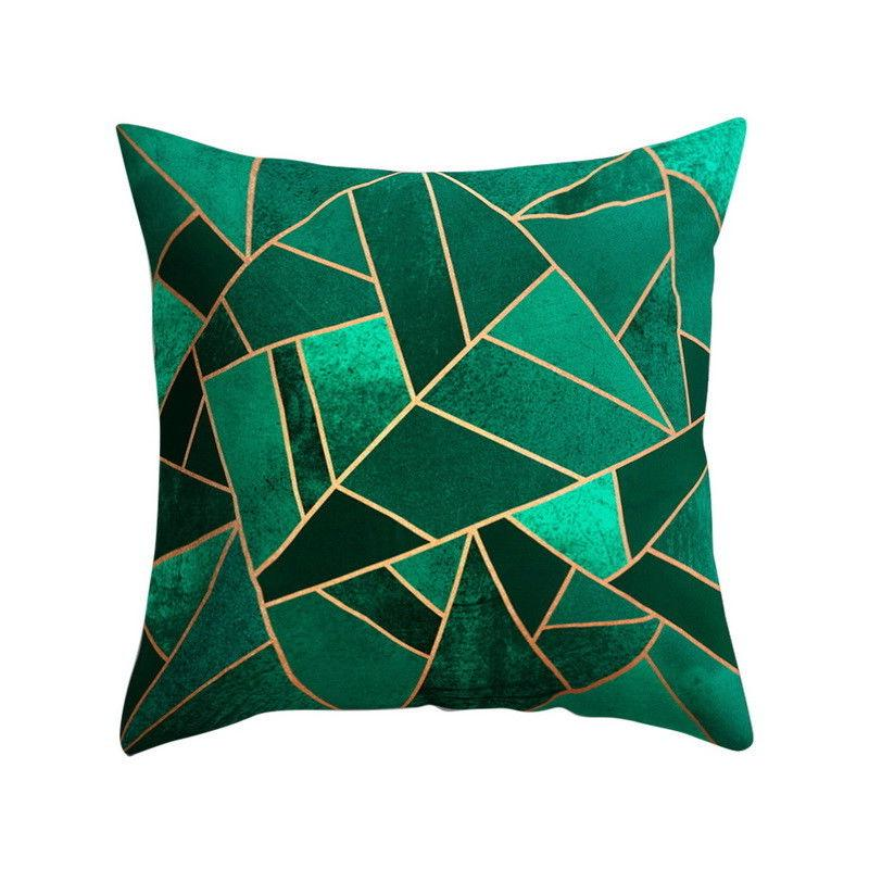 Geometric Pillow Cases Cover