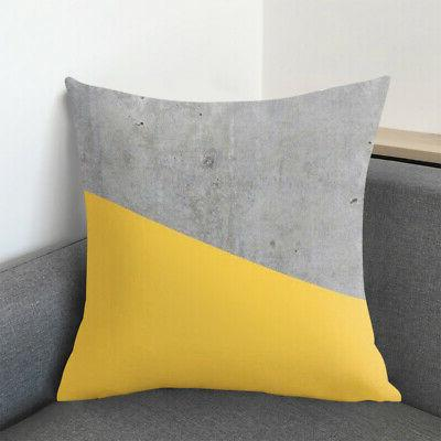 Polyester Pillow Case Car Covers Home
