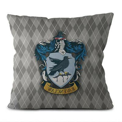 Harry Potter Cover Throw Pillow Cases Sofa Home Office
