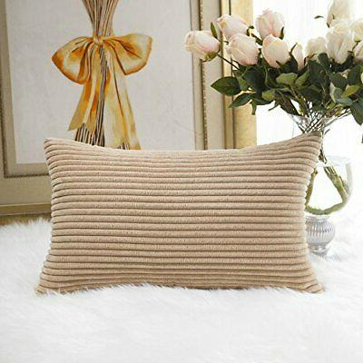 HOME Rectangle Pillow Cover Cushion Cover