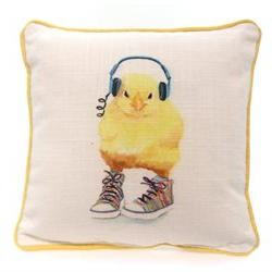 Home & Garden Hip Chick Pillow Tennis Shoes Head Phones, 10.