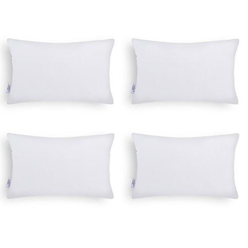 hypoallergenic throw pillow inserts square