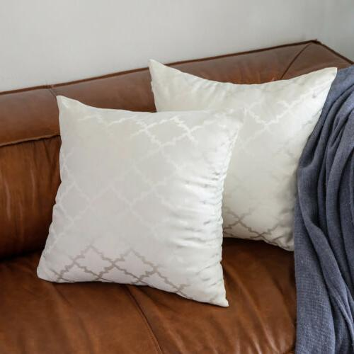 Square Sofa Car Cushion Cover Decoration