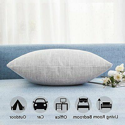 Kevin Textile Covers Decorative Linen Throw