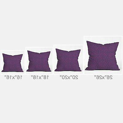 DENY Howell Throw Pillow, 26-In by