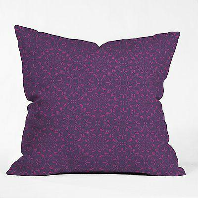 khristian a howell provencal lavender throw pillow