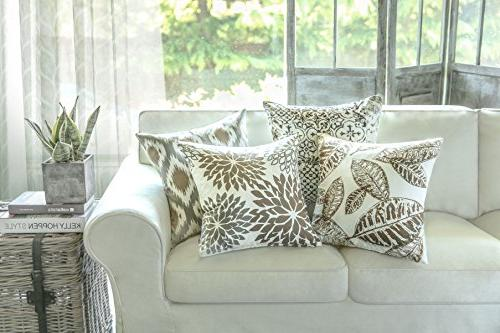 New Series Color Decorative Pillow Case 45cm