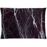 Marble Background Comfortable Cotton&Polyester Pillowcase/Pi