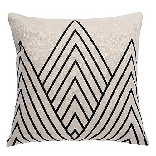 Aiminila Geometric Style Throw x 18 Inches, of 4