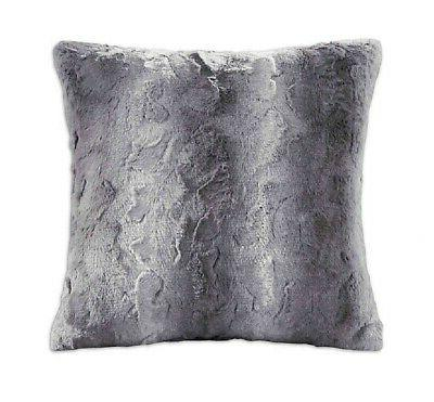Madison Park MP30-2831 Faux Tip Dyed Brushed Long Fur Pillow