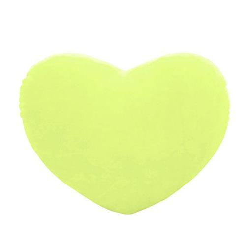 EA-STONE Multi-Colored Heart Shape Decorative PP Plush Toy Office Home Gift