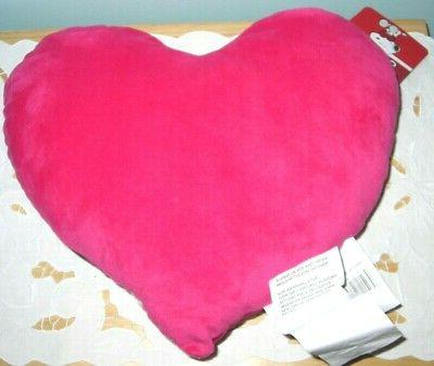 NEW ~ SNOOPY KISS WOODSTOCK VALENTINE'S DAY PILLOW THROW