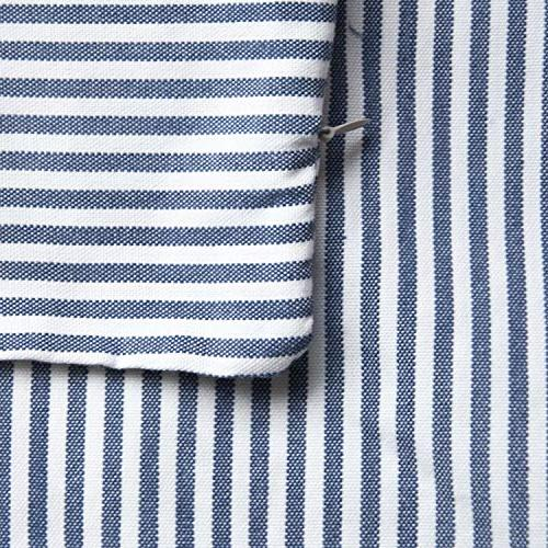 COMHO Pack Cotton Woven Pillow Covers Cushion Square Pillowcases, Car cm