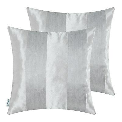 """CaliTime Pack of Cushion Throw Cases Home Decor 18"""" 20"""""""