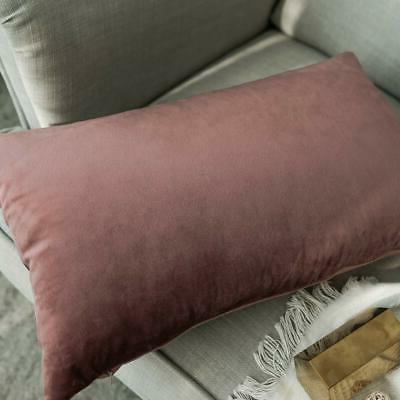 MIULEE of 2 Decorative Pillow Soft Square Pillow Covers